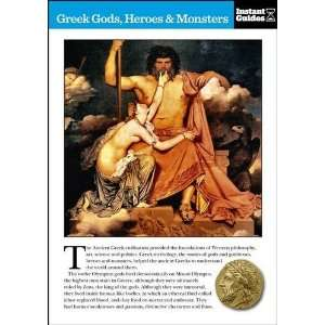Greek Gods and Monsters: The Instant Guide (Instant Guides