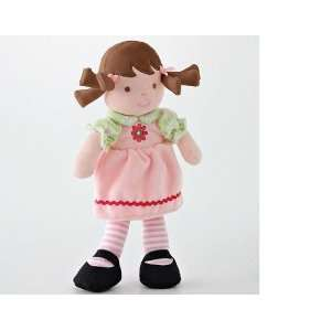 My First Doll Soft Plush Doll for Baby Girl Toy Toys & Games