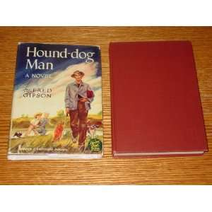 Hound dog Man Fred Gipson Books