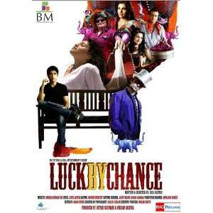 Luck by Chance Movie Poster (11 x 17 Inches   28cm x 44cm