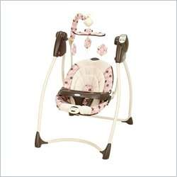 Graco Lovin Hugfant Easy Entry Open Top & Curved Frame Betsey Baby