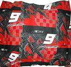 kasey kahne 9 red pillow sham bedding new returns not accepted buy it
