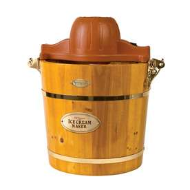 Electrics 4 Quart Wooden Bucket Electric Ice Cream Maker at Lowes