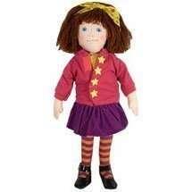 Junie B. Jones 11 Plush Doll Toy