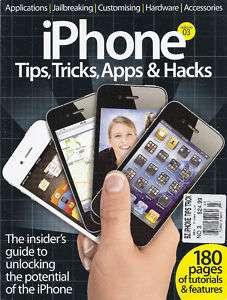 iPHONE 4 MAGAZINE APPS TIPS TRICKS TUTORIALS CUSTOMIZE