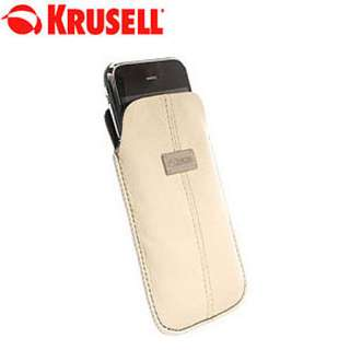 Krusell Luna Pouch   Large   Sand
