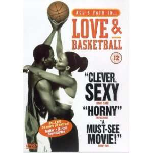 Love and Basketball [DVD]: .co.uk: Sanaa Lathan, Omar Epps