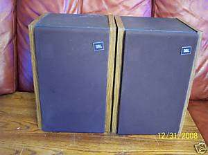 JBL BOOKSHELF SPEAKER   MODEL J 216a