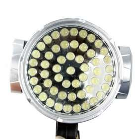 Mega 53 LED Bike Moun Ligh 3xAA   US$ 8.99