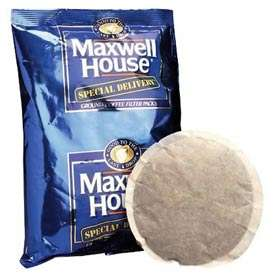 Coffee & Beverages  Maxwell House Coffee Special Delivery Filter
