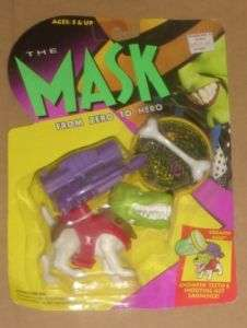 The Mask Chompin Milo Action Figure MOC Dark Horse NEW
