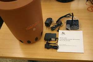 Acoustic Research AW828 Wireless Speaker With Planter 044476070068