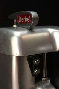 BERKEL slicer 12 834S Meat Cheese Food Slicer Slicing Machine
