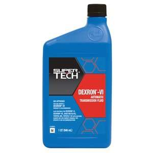 Super Tech DEXRON VI Automatic Transmission Fluid, 1 qt Automotive