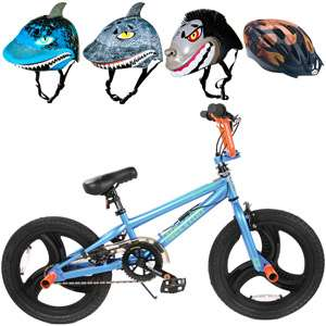 Tony Hawk Freestyle Bike & Helmet Value Bundle