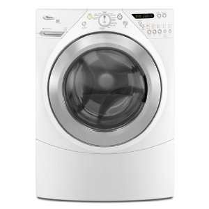 Whirlpool WFW9550WW   White Whirlpool(R) ENERGY STAR(R) Qualified Duet