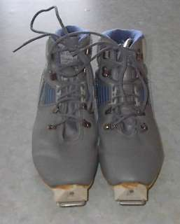 set of SNS KARHU cross country ski boots. These boots are a size