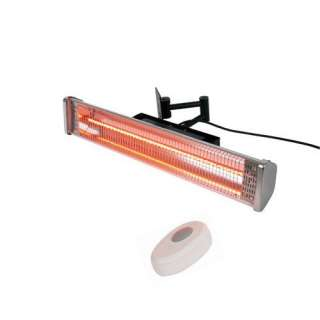 AZ Patio Heater Electric Wall Mounted Heater with Remote
