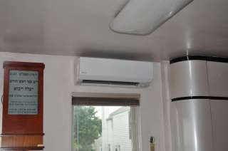 DAIKIN Quaternity Ductless Mini split 12K 24,1 SEER, Heat pump Heating