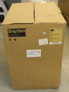 Dayton Fan Forced Electric Unit Heater, 15/20 kW, 240/208 V, 68200
