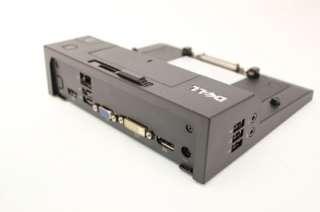 OEM Dell Latitude E5520 E Port EPORT Replicator W/AC