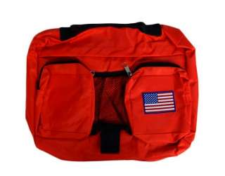 Large Dogs Pet Saddle Bag Backpack For Outdoor Travel Hiking Camping