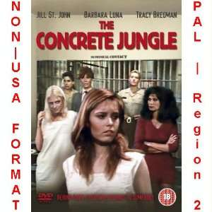Jungle [Region 2]: Jill St. John, Tracey E. Bregman, Barbara Luna