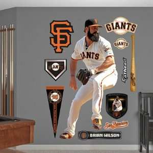 Brian Wilson San Francisco Giants Fathead