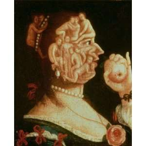 Hand Made Oil Reproduction   Giuseppe Arcimboldo   24 x 30