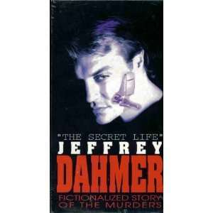 Jeffrey Dahmer:Secret Life [VHS] (1993)