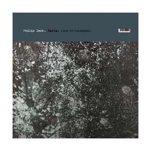 Suite Live in Liverpool [Vinyl] Philip Jeck Music