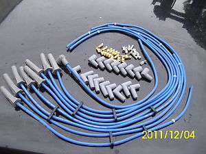Ford Cleveland 302 351 Spark Plug Lead Set Points. Falcon