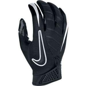 Nike Vapor Jet Football Gloves Black/Gray/White GF0080