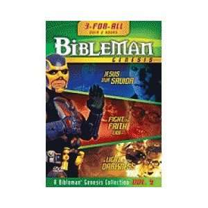 for All Bibleman Genesis Series Vol 4 Willie Aames Movies & TV