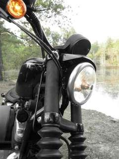 Harley Davidson Fork Cover* Sportster Nightster Iron*