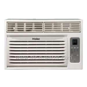 Haier Energy Star 7,800 BTU Window Air Conditioner   White