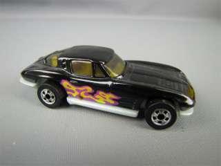 1979 Diecast Hot Wheels 1963 Corvette Flames Car