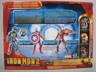 Iron Man 2 Concept Series Advanced Tactical Armour