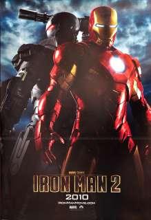 Iron Man 2 Movie Robert Downey Jr Poster 23x35 IRONMAN2