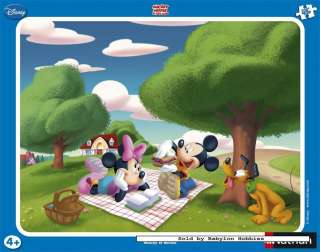 picture of Nathan 35 pieces jigsaw puzzle Disney   Mickey and Minnie