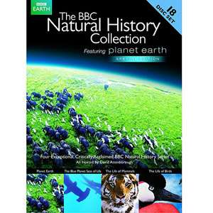 The BBC Natural History Collection (With Planet Earth: Special Edition