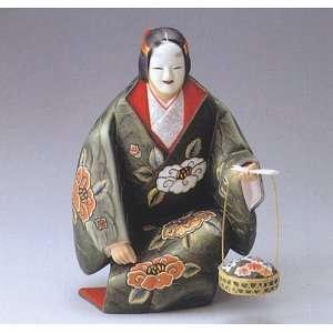 Gotou Hakata Doll Hana Kago No.0738: Home & Kitchen