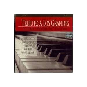 Tributo a Los Grandes PEDRO PERIQUIN CASTRO Music