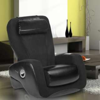 Black Human Touch Robotic Massage Chair Recliner by i Joy + Warranty