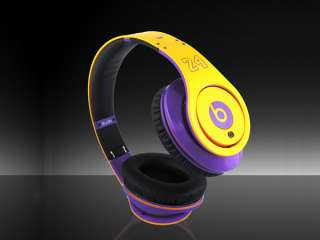 Monster Beats by Dr. Dre   Studio Headphones   Kobe Bryant Edition