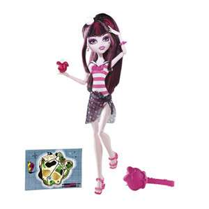 box Monster High Skull Shores 5 Dolls Complete Set Abbey Bominable