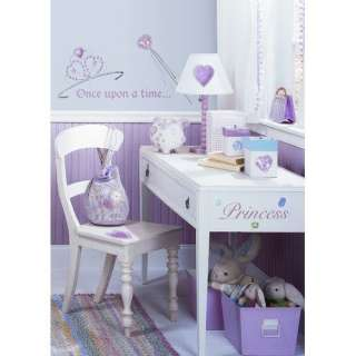 Room Mates Princess Peel and Stick Wall Sticker Decor