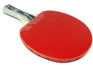 2PCS DHS Ping Pong Paddle HURRICANE Ⅲ 5 Star Table Tennis Racket