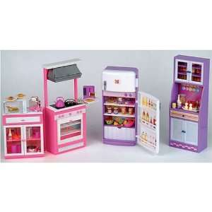 ... DOLLHOUSE FURNITURE SET FOR BARBIE DOLL DREAM HOUSE OR OTHER DOLLHOUSE  ...