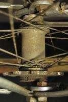 Vintage 1937 Monark Battery Co Silver King Ladies Bicycle Bike